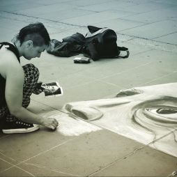 Street Artists - London